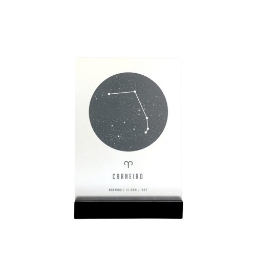 vidro signos do zodíaco